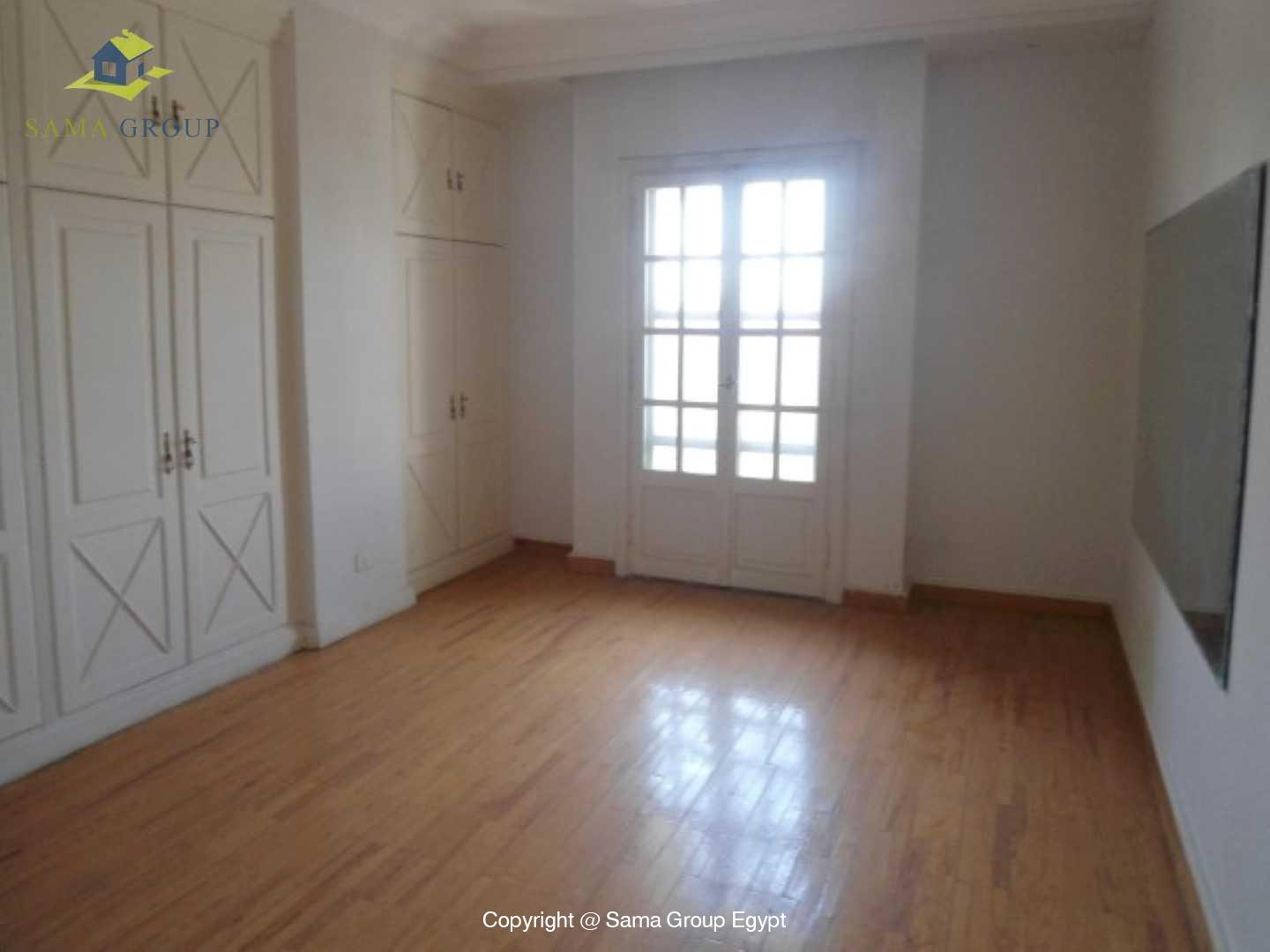 Penthouse Triplex with Swimming Pool For Rent In Maadi,Semi furnished,Penthouse NO #20