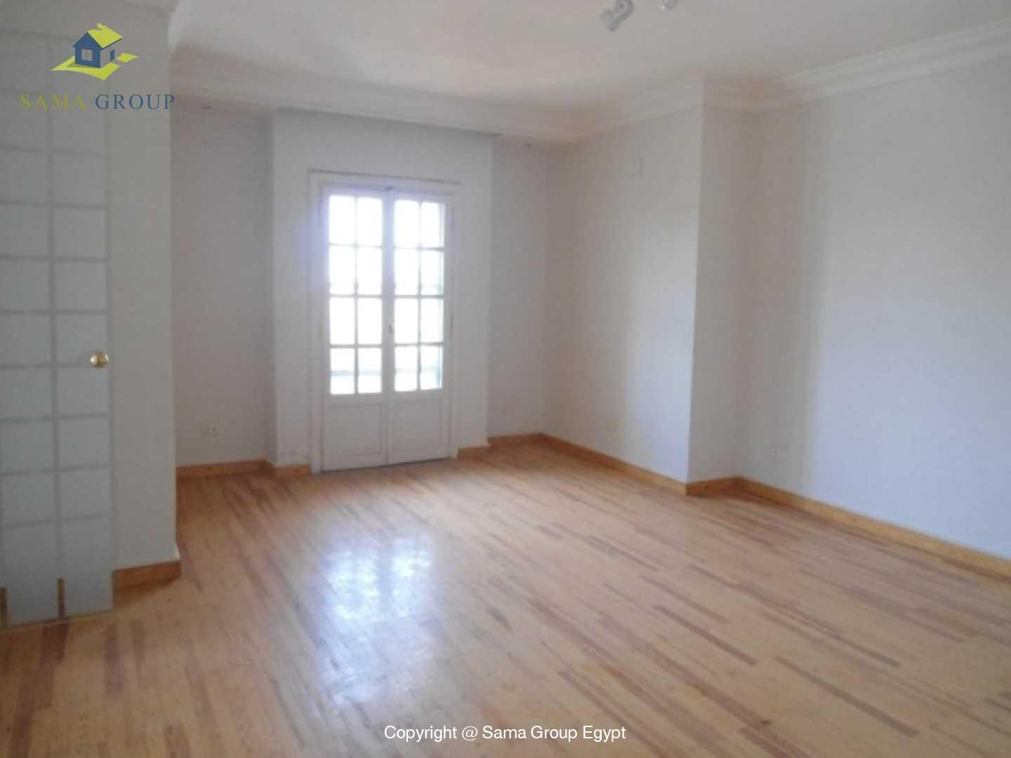 Penthouse Triplex with Swimming Pool For Rent In Maadi,Semi furnished,Penthouse NO #16