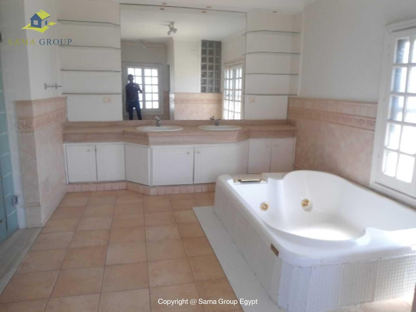 Penthouse Triplex with Swimming Pool For Rent In Maadi,Semi furnished,Penthouse NO #15