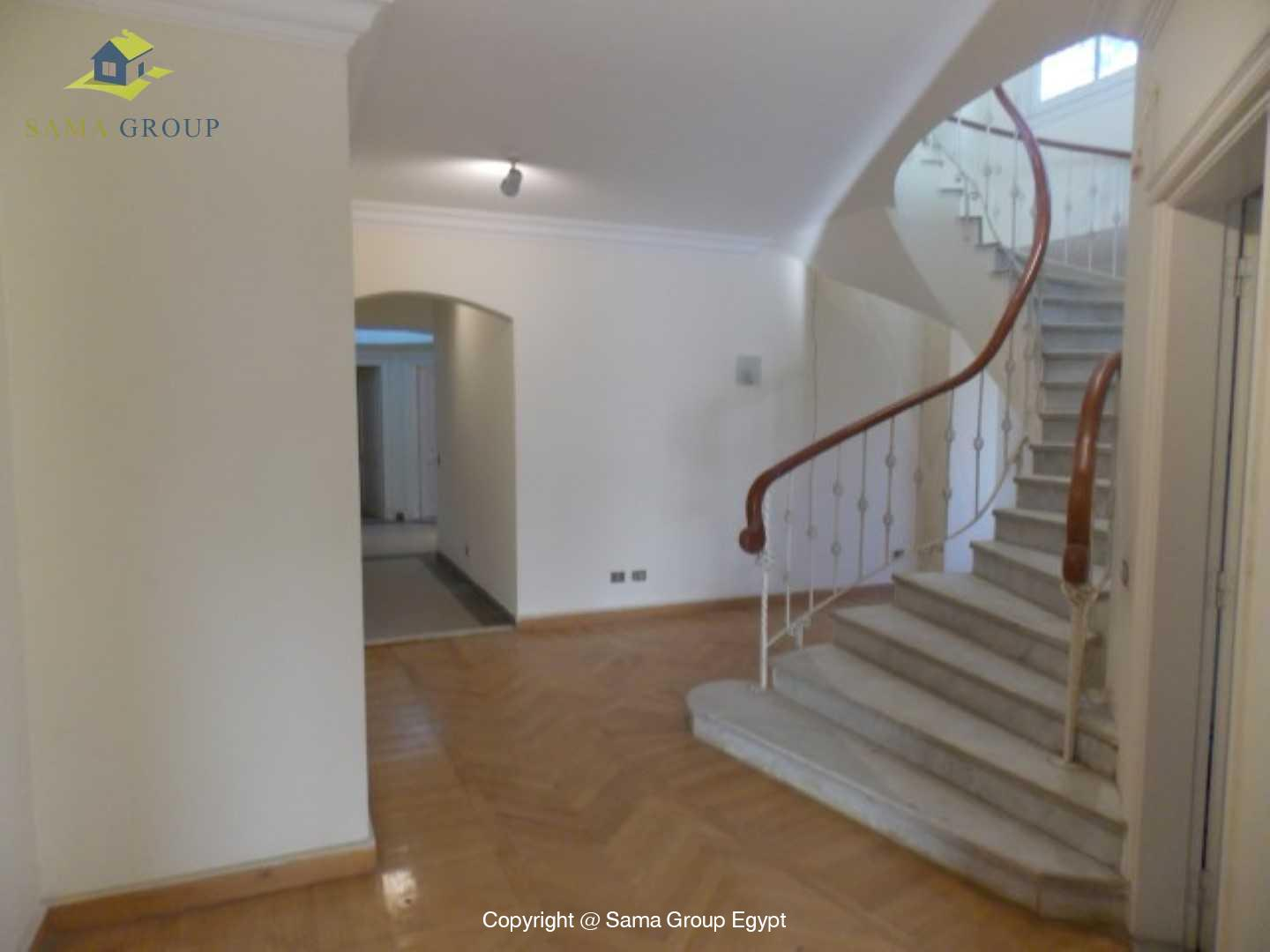 Penthouse with Swimming Pool For Rent In Maadi,Semi furnished,Penthouse NO #10