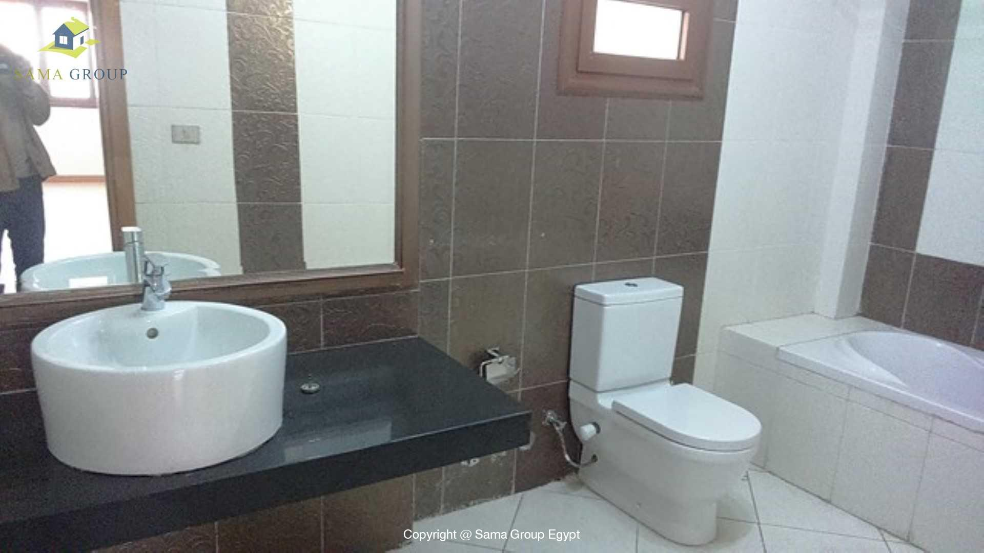 Penthouse with Swimming Pool For Rent In Maadi,Semi furnished,Penthouse NO #7