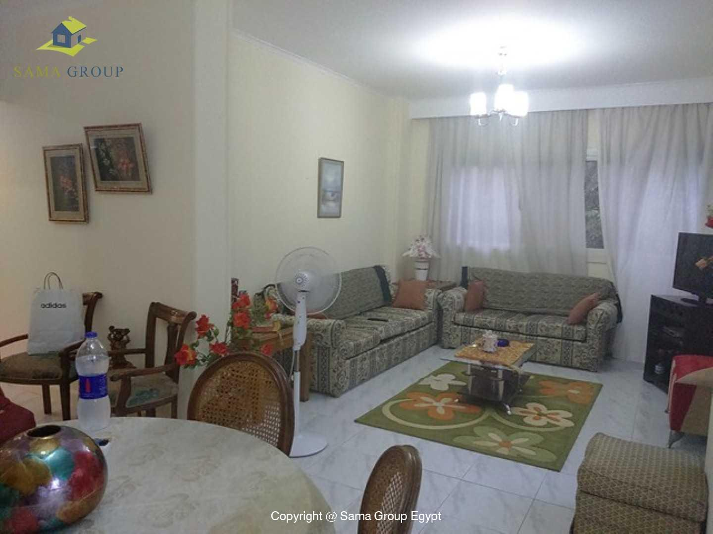 Furnished Apartment With Open View For Rent In Maadi,Furnished,Apartment NO #1