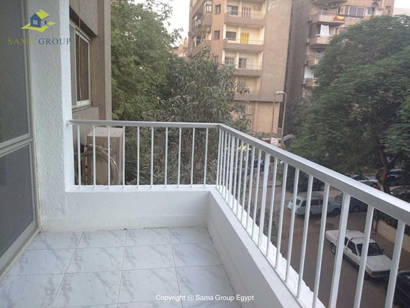 Furnished Apartment With Open View For Rent In Maadi,Furnished,Apartment NO #9