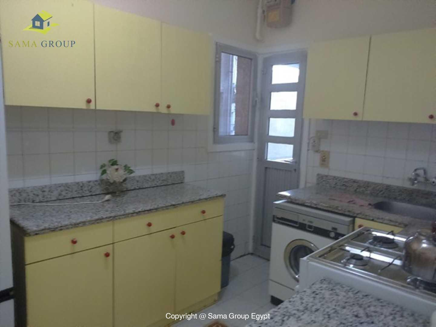 Furnished Apartment With Open View For Rent In Maadi,Furnished,Apartment NO #8