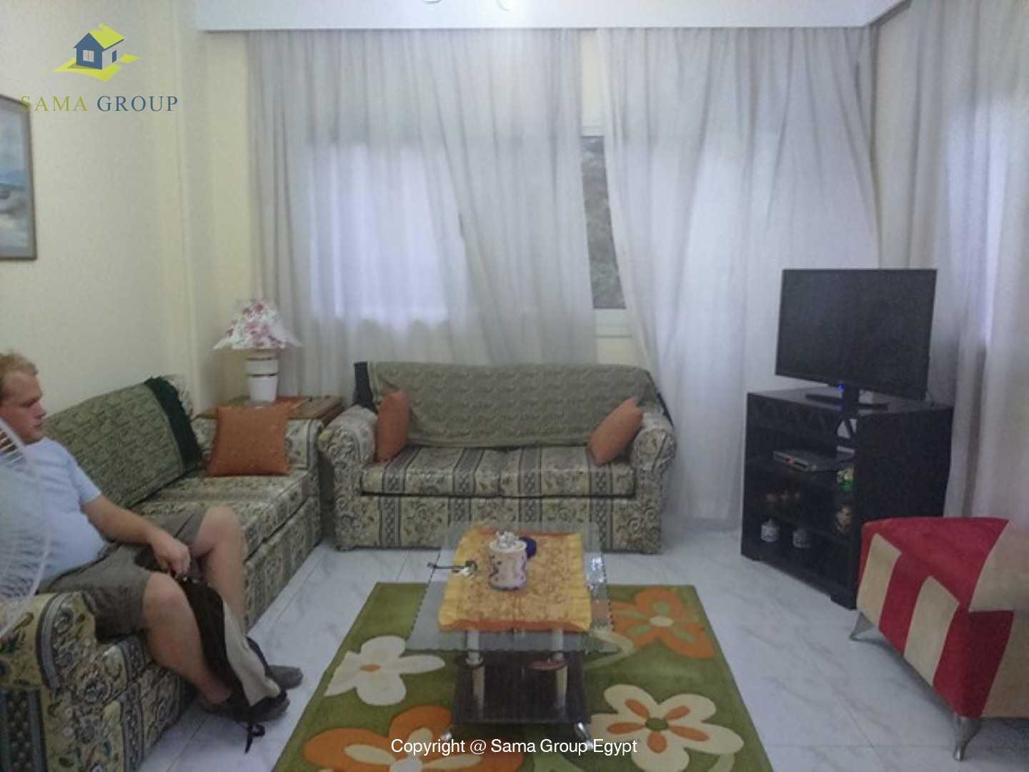 Furnished Apartment With Open View For Rent In Maadi,Furnished,Apartment NO #12