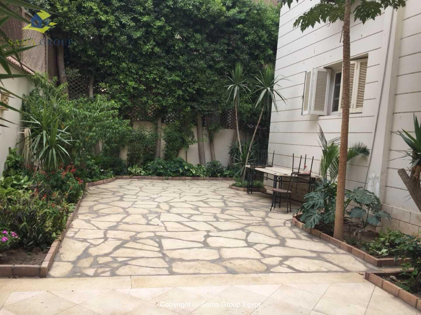 Furnished Ground Floor For Rent In Maadi Degla