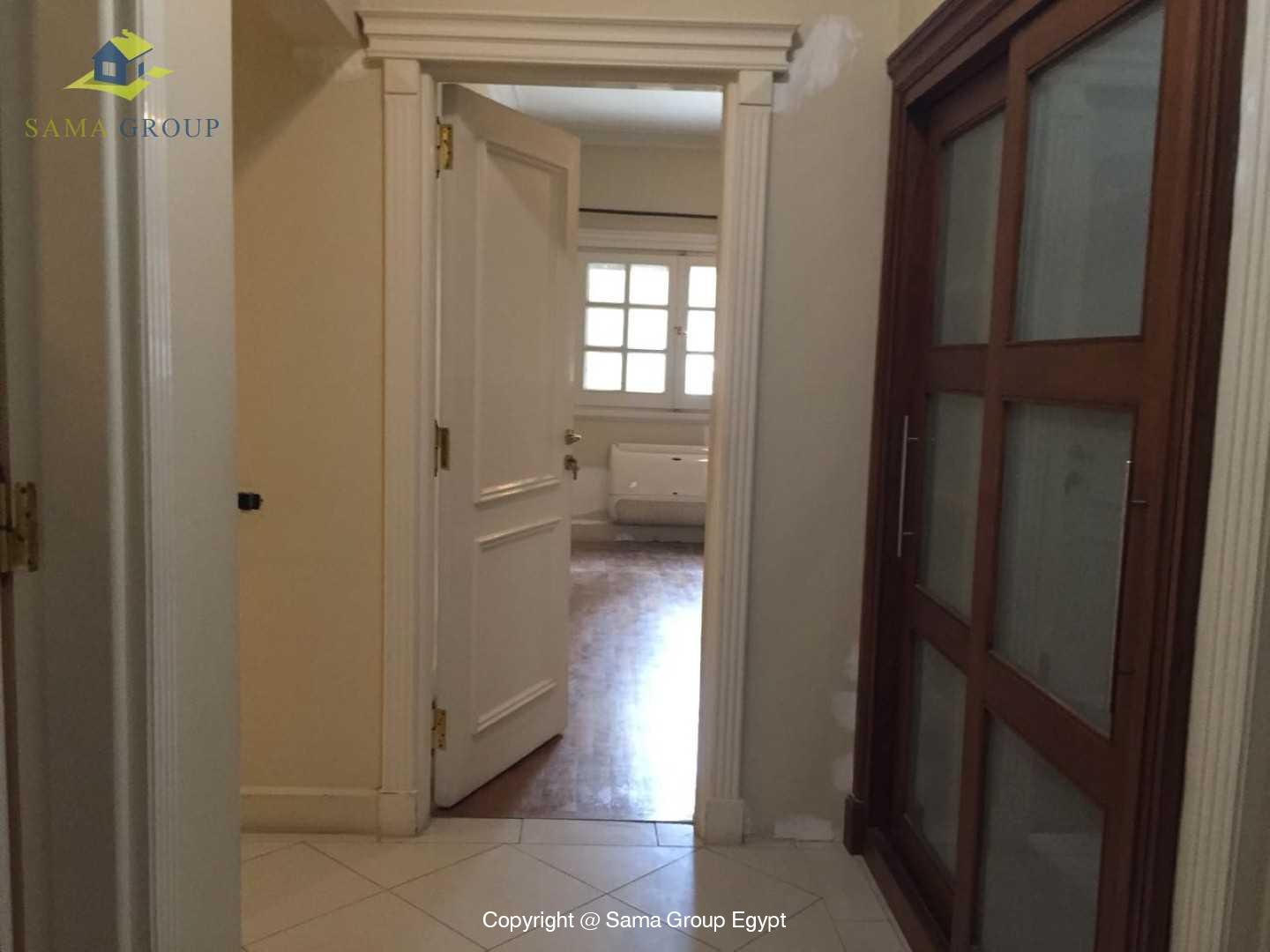 Furnished Ground Floor For Rent In Maadi Degla,Semi furnished,Ground Floor NO #16