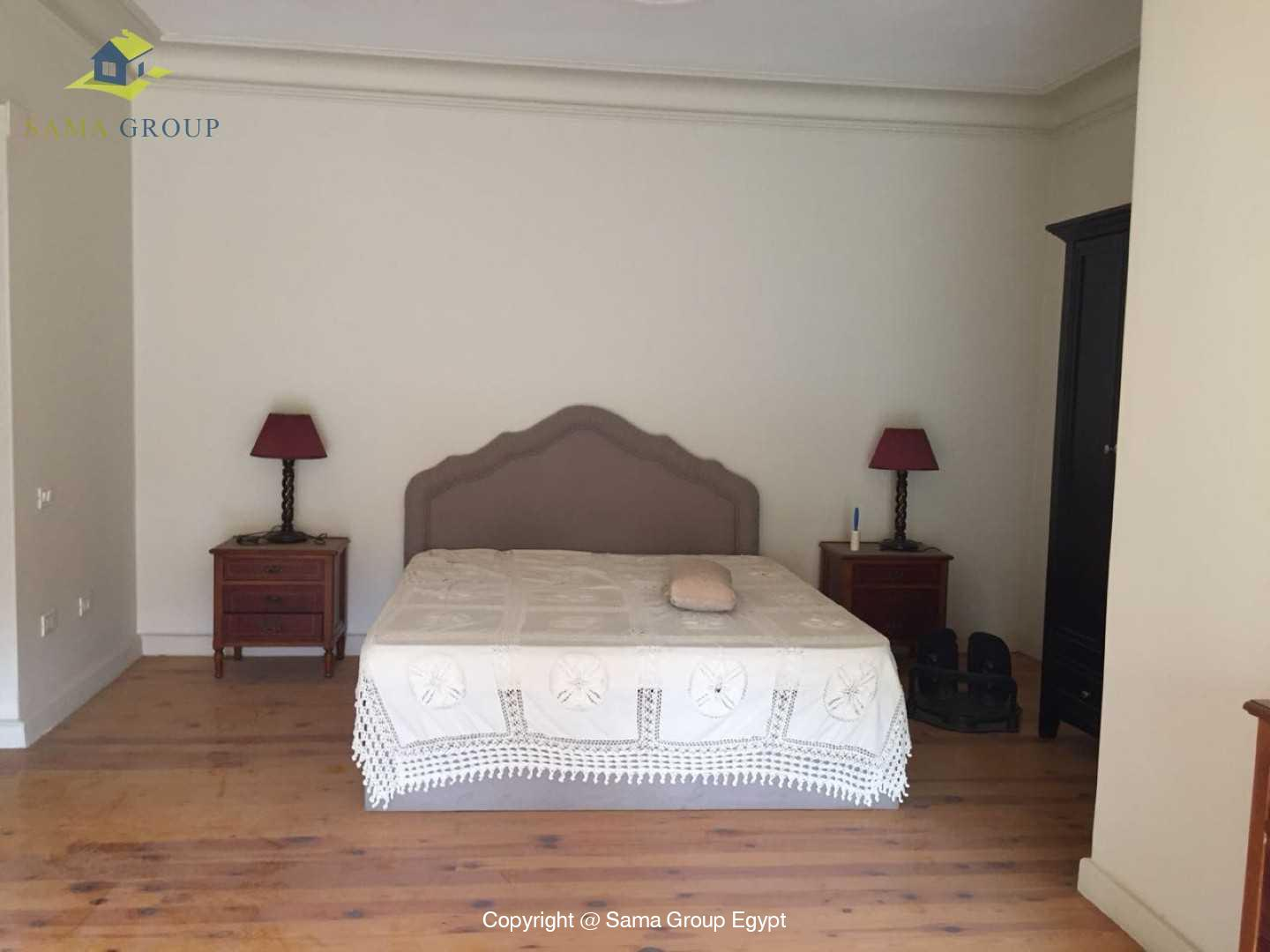 Furnished Ground Floor For Rent In Maadi Degla,Semi furnished,Ground Floor NO #17