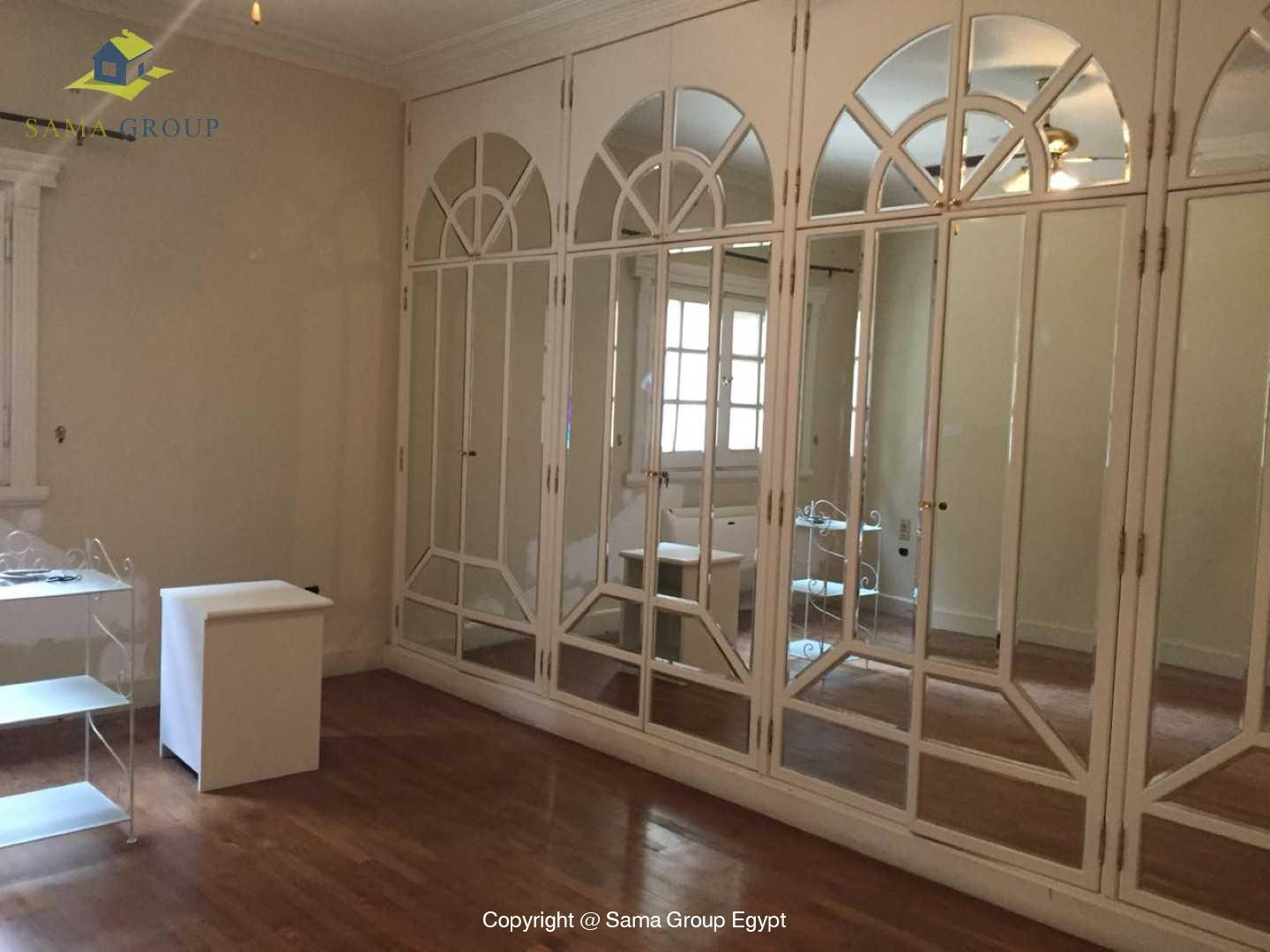 Furnished Ground Floor For Rent In Maadi Degla,Semi furnished,Ground Floor NO #19