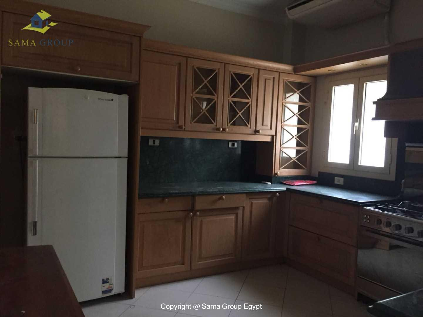 Furnished Ground Floor For Rent In Maadi Degla,Semi furnished,Ground Floor NO #20