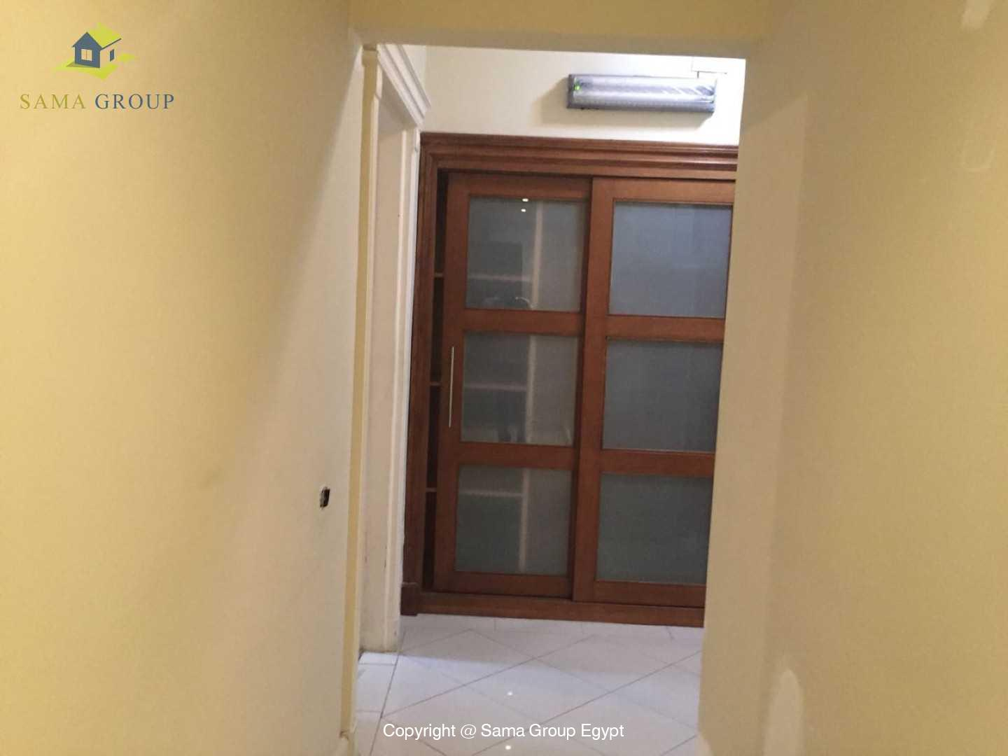 Furnished Ground Floor For Rent In Maadi Degla,Semi furnished,Ground Floor NO #10