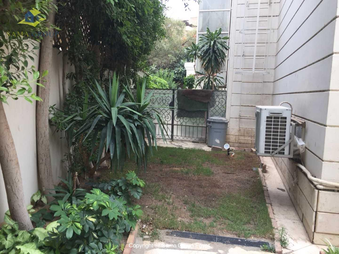 Furnished Ground Floor For Rent In Maadi Degla,Semi furnished,Ground Floor NO #6