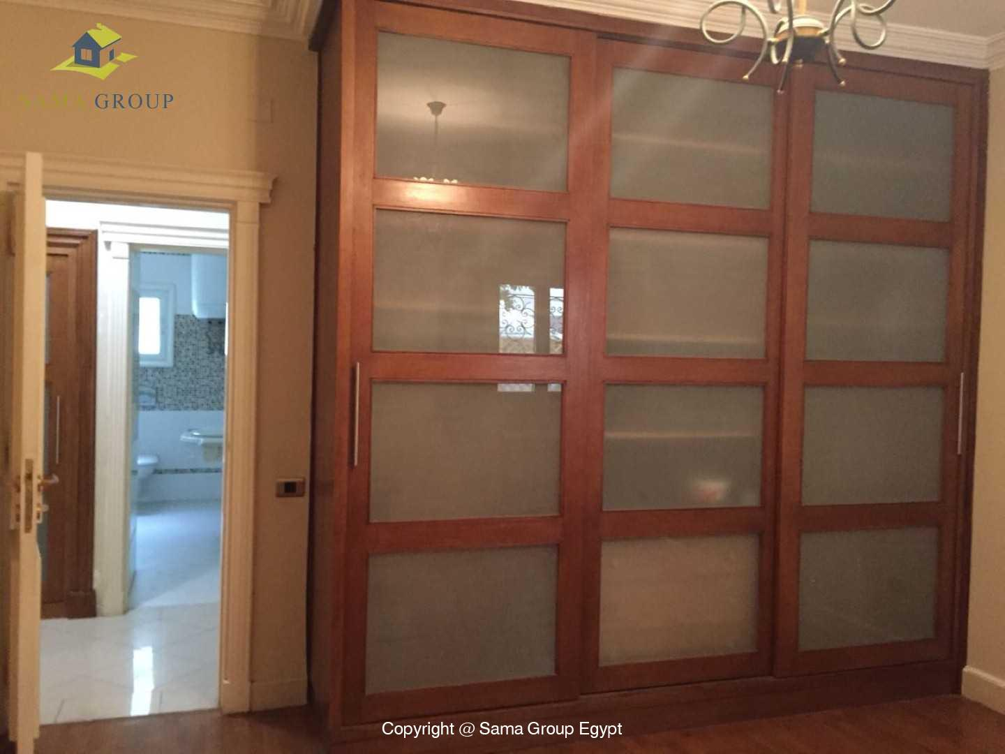 Furnished Ground Floor For Rent In Maadi Degla,Semi furnished,Ground Floor NO #7