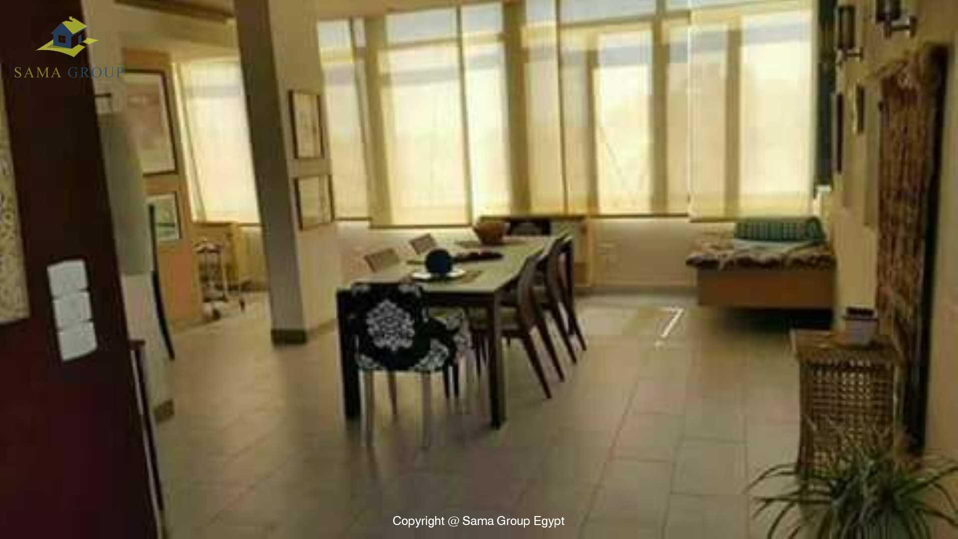 Penthouse With Pool For Rent In Maadi Degla,Modern Furnished,Penthouse NO #5