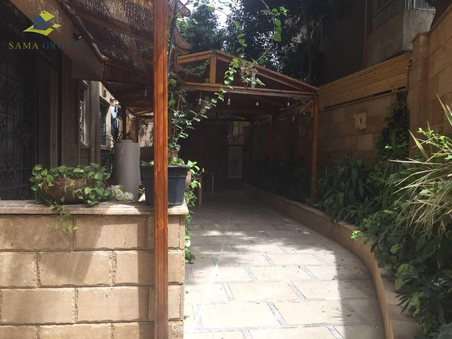 Semi Furnished Ground Floor For Rent In Maadi Degla,Semi furnished,Ground Floor NO #11