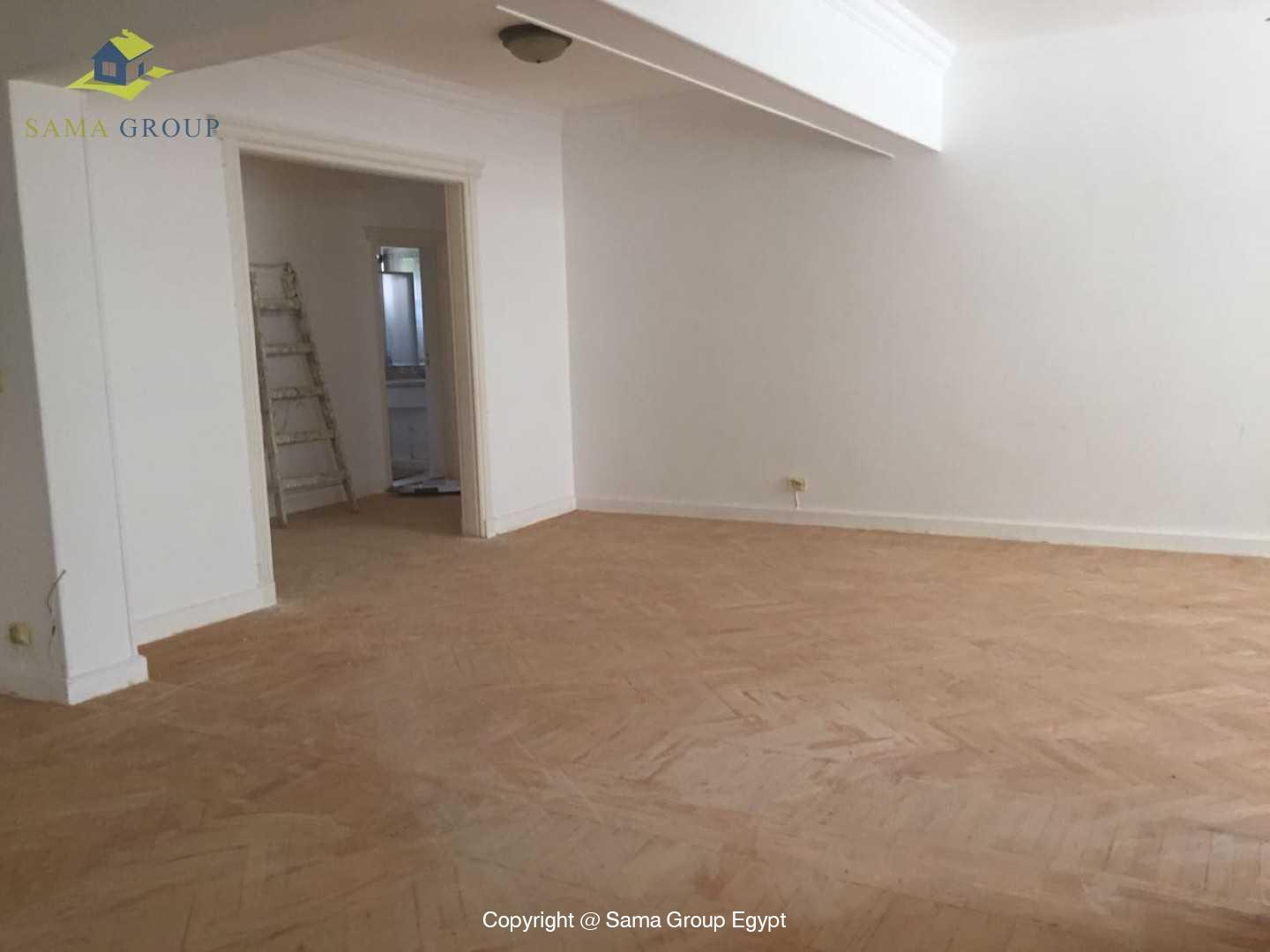 Semi Furnished Ground Floor For Rent In Maadi Degla,Semi furnished,Ground Floor NO #9