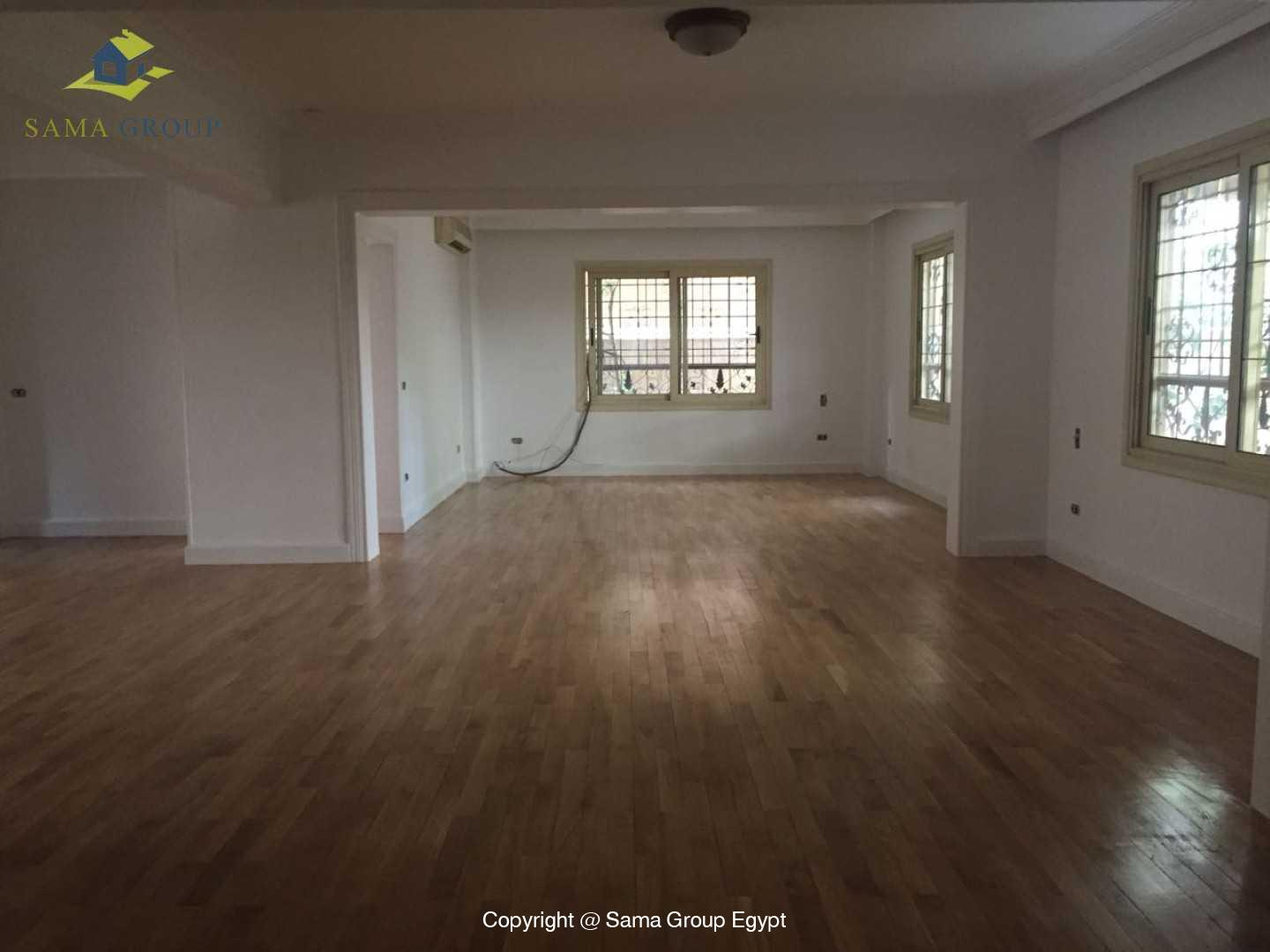 Semi Furnished Ground Floor For Rent In Maadi Degla,Semi furnished,Ground Floor NO #7