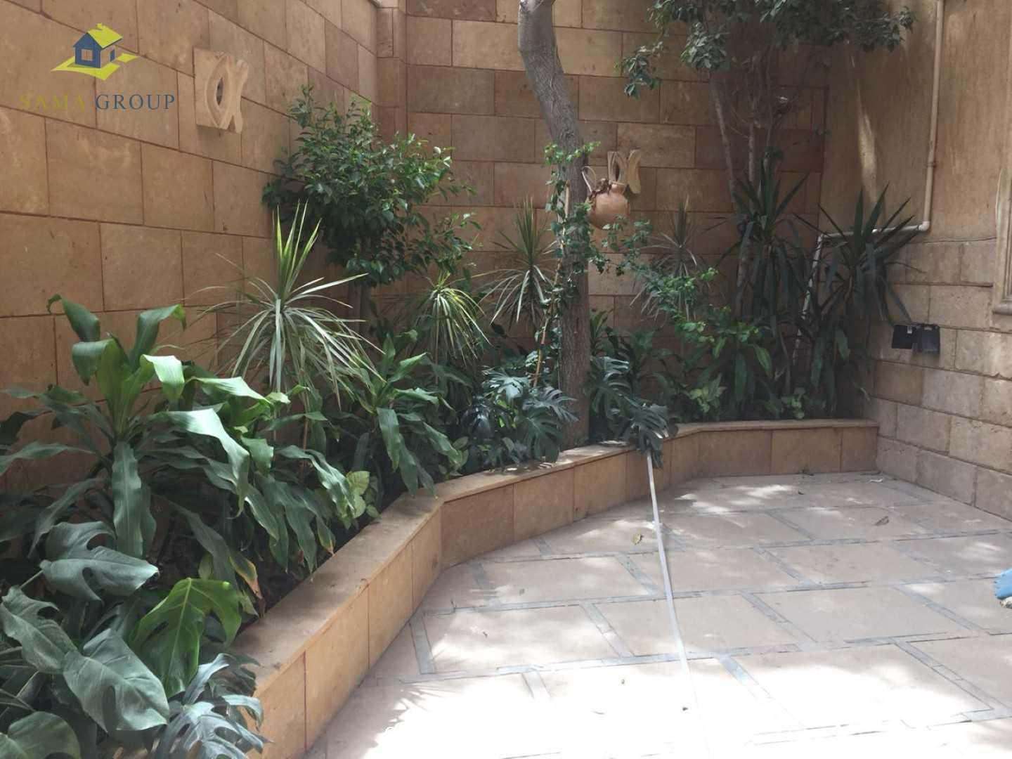 Semi Furnished Ground Floor For Rent In Maadi Degla,Semi furnished,Ground Floor NO #6