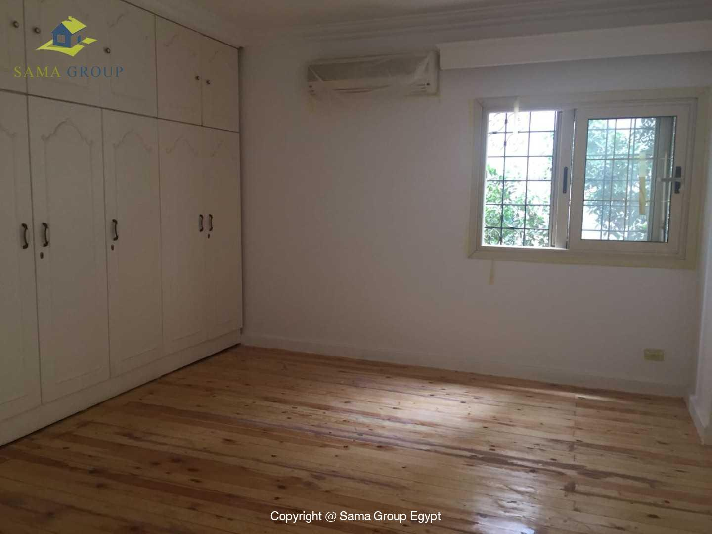 Semi Furnished Ground Floor For Rent In Maadi Degla,Semi furnished,Ground Floor NO #5