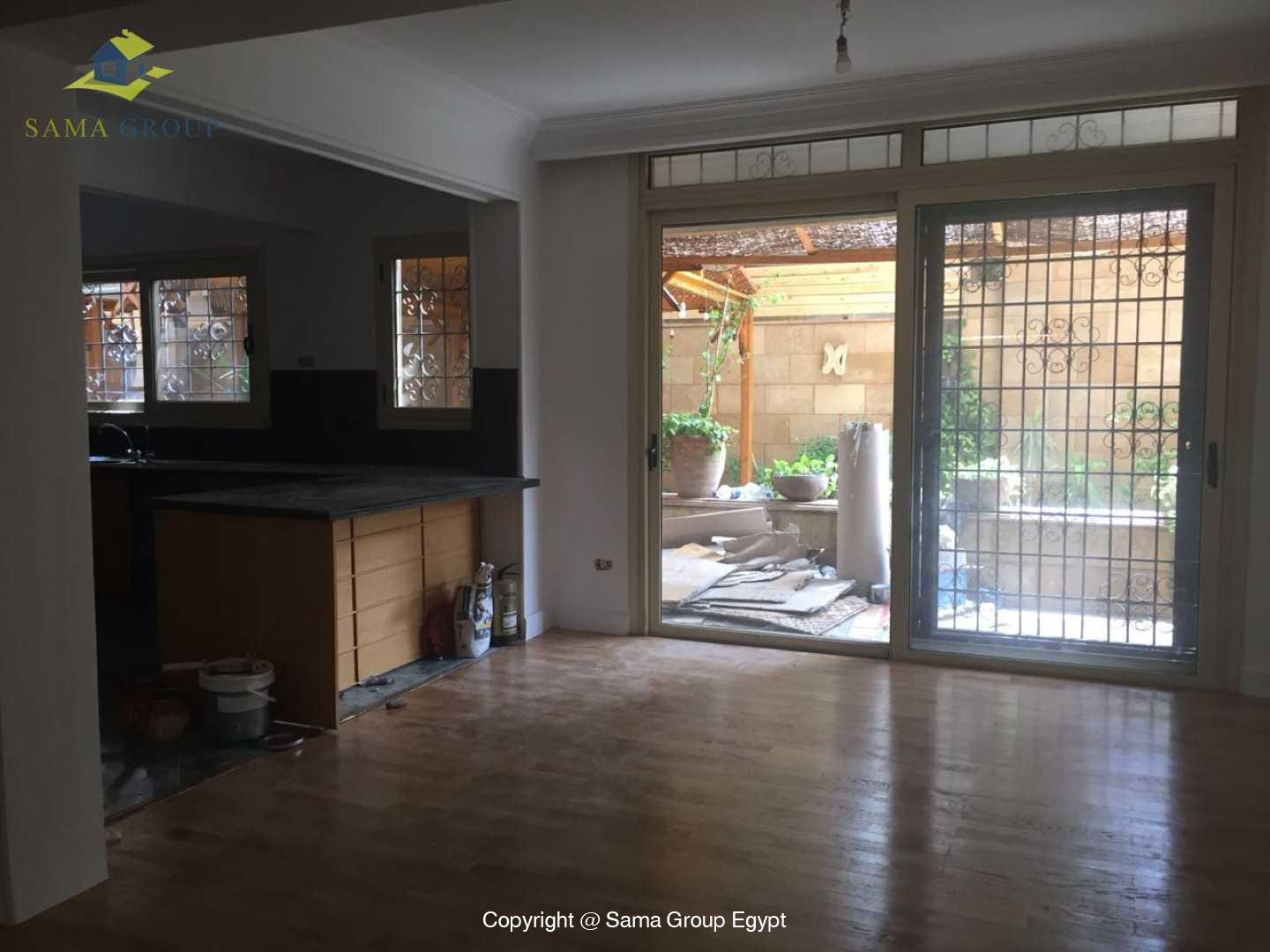 Semi Furnished Ground Floor For Rent In Maadi Degla,Semi furnished,Ground Floor NO #2