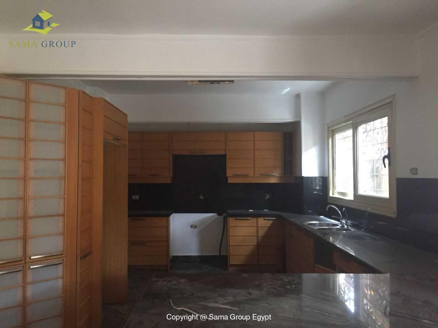 Semi Furnished Ground Floor For Rent In Maadi Degla,Semi furnished,Ground Floor NO #15