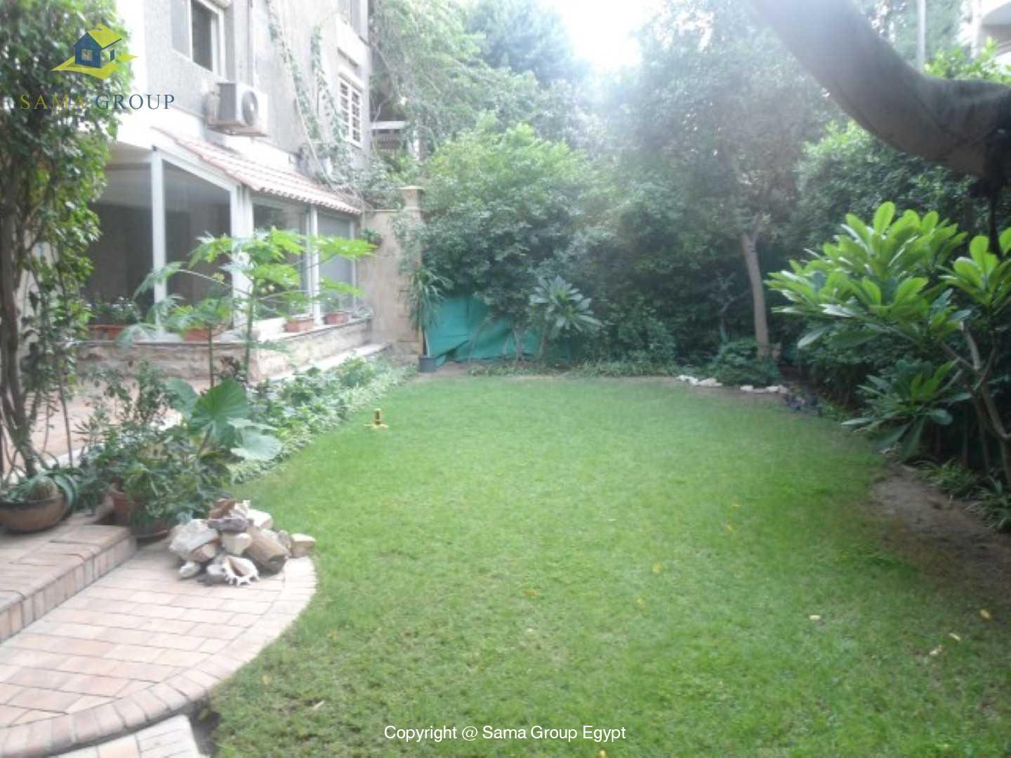 Modern Ground Floor-Duplex For Rent In Maadi