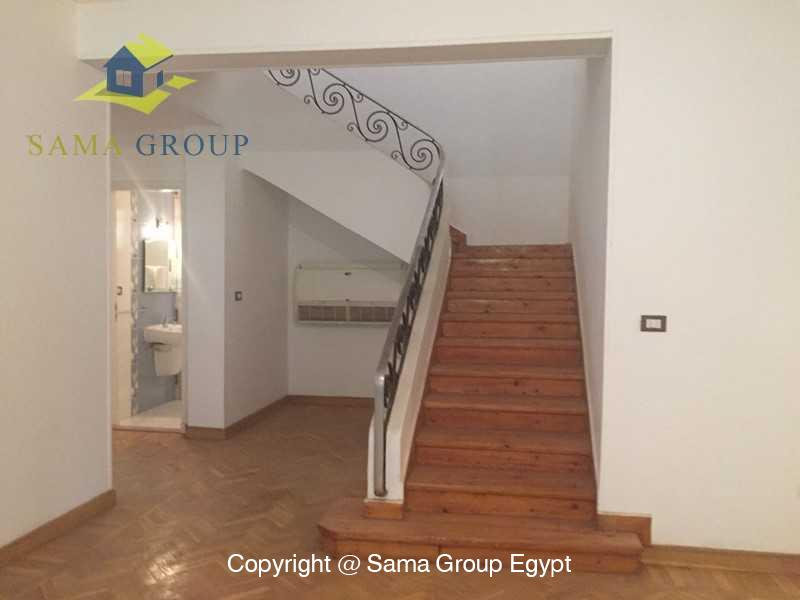 Villa For Rent In Maadi,Semi furnished,Villa NO #2