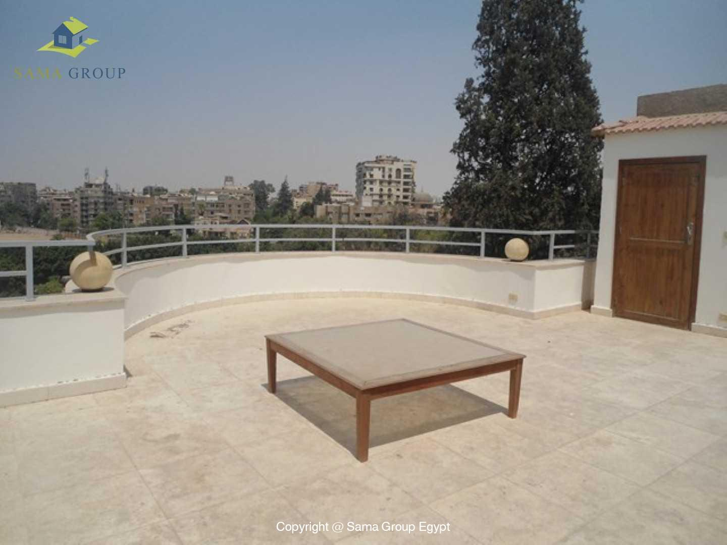 Penthouse For Rent In Maadi Sarayat,Modern Furnished,Penthouse NO #1