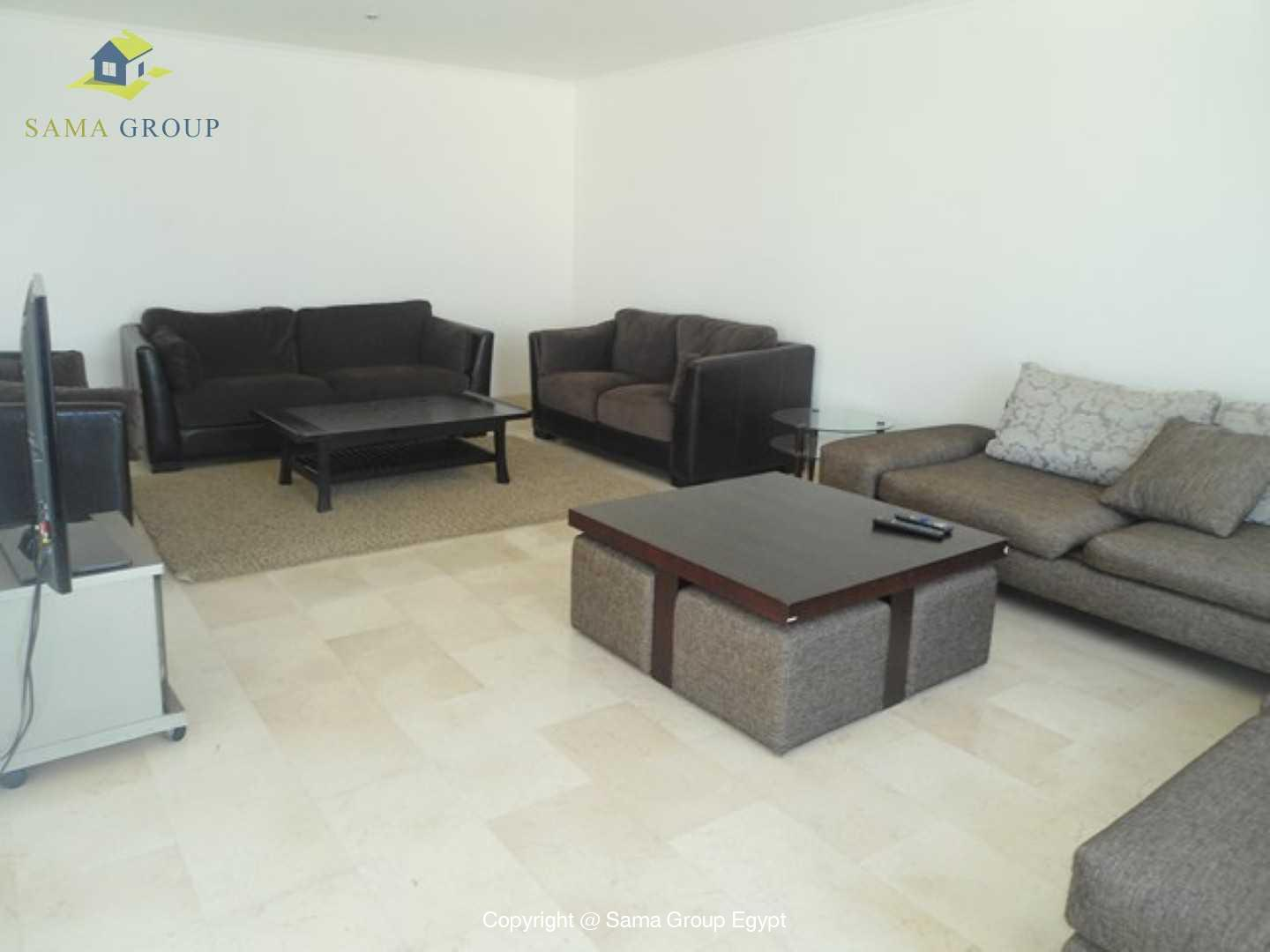 Penthouse For Rent In Maadi Sarayat,Modern Furnished,Penthouse NO #15