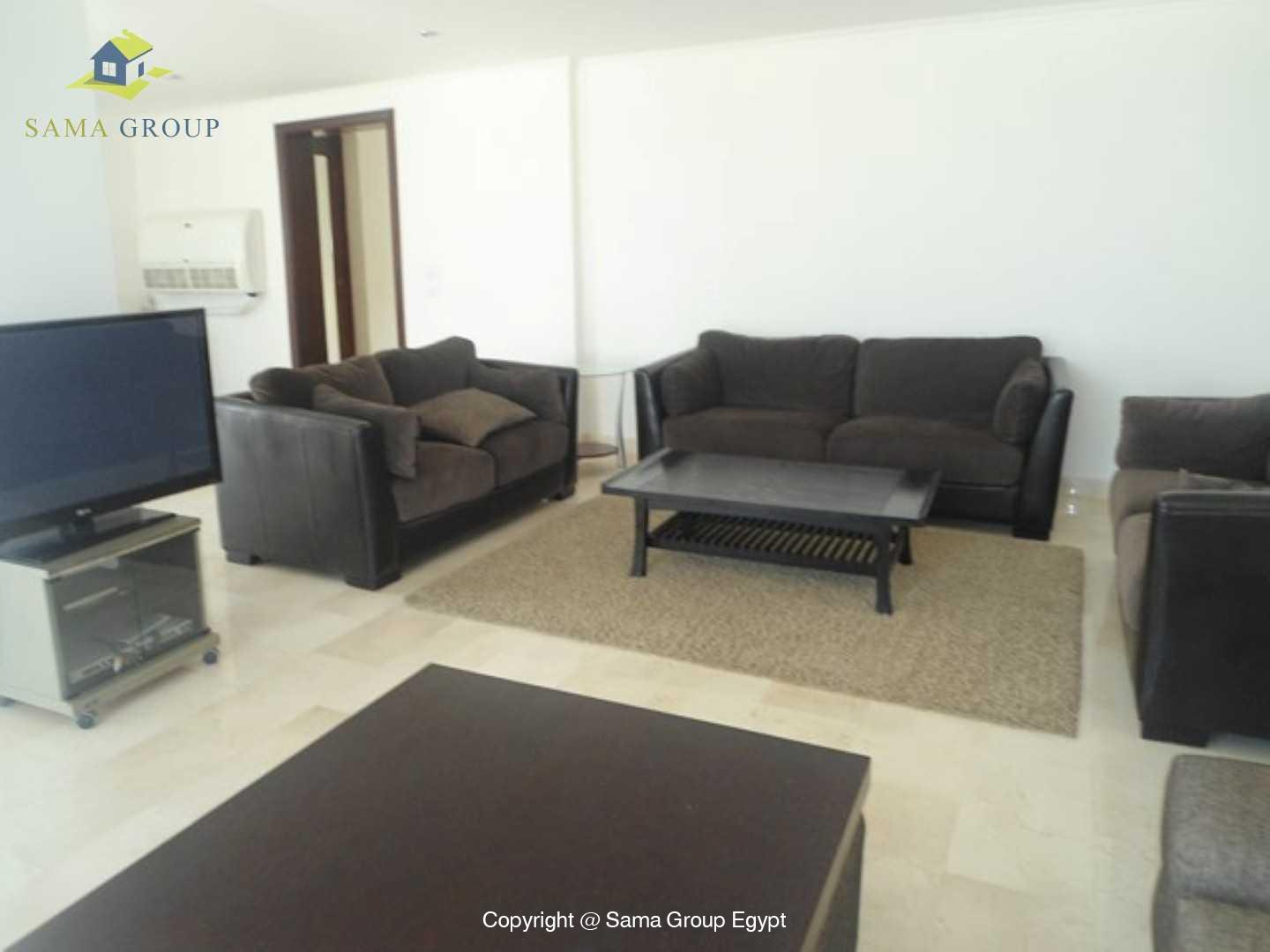 Penthouse For Rent In Maadi Sarayat,Modern Furnished,Penthouse NO #16