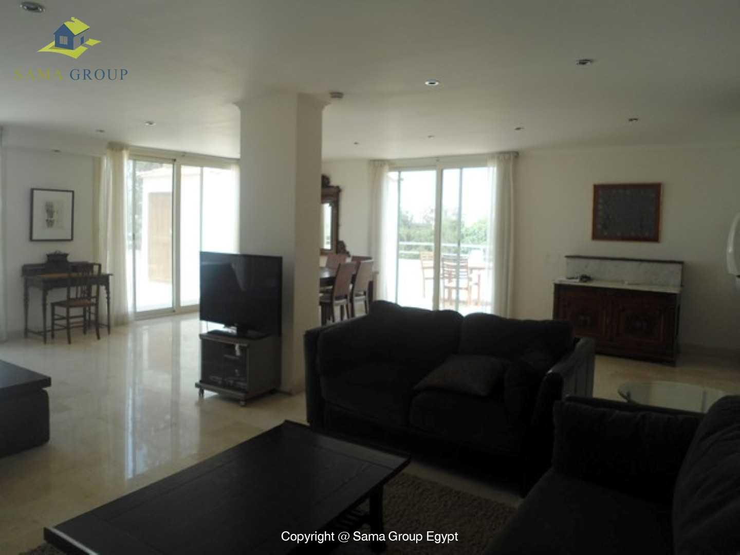 Penthouse For Rent In Maadi Sarayat,Modern Furnished,Penthouse NO #17