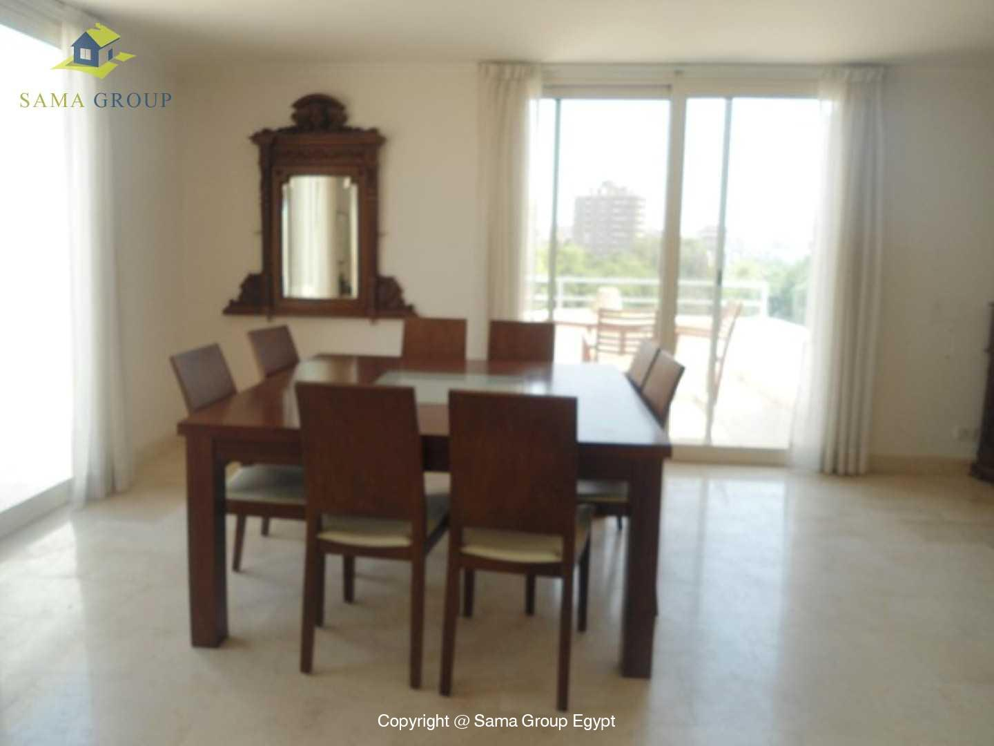 Penthouse For Rent In Maadi Sarayat,Modern Furnished,Penthouse NO #18