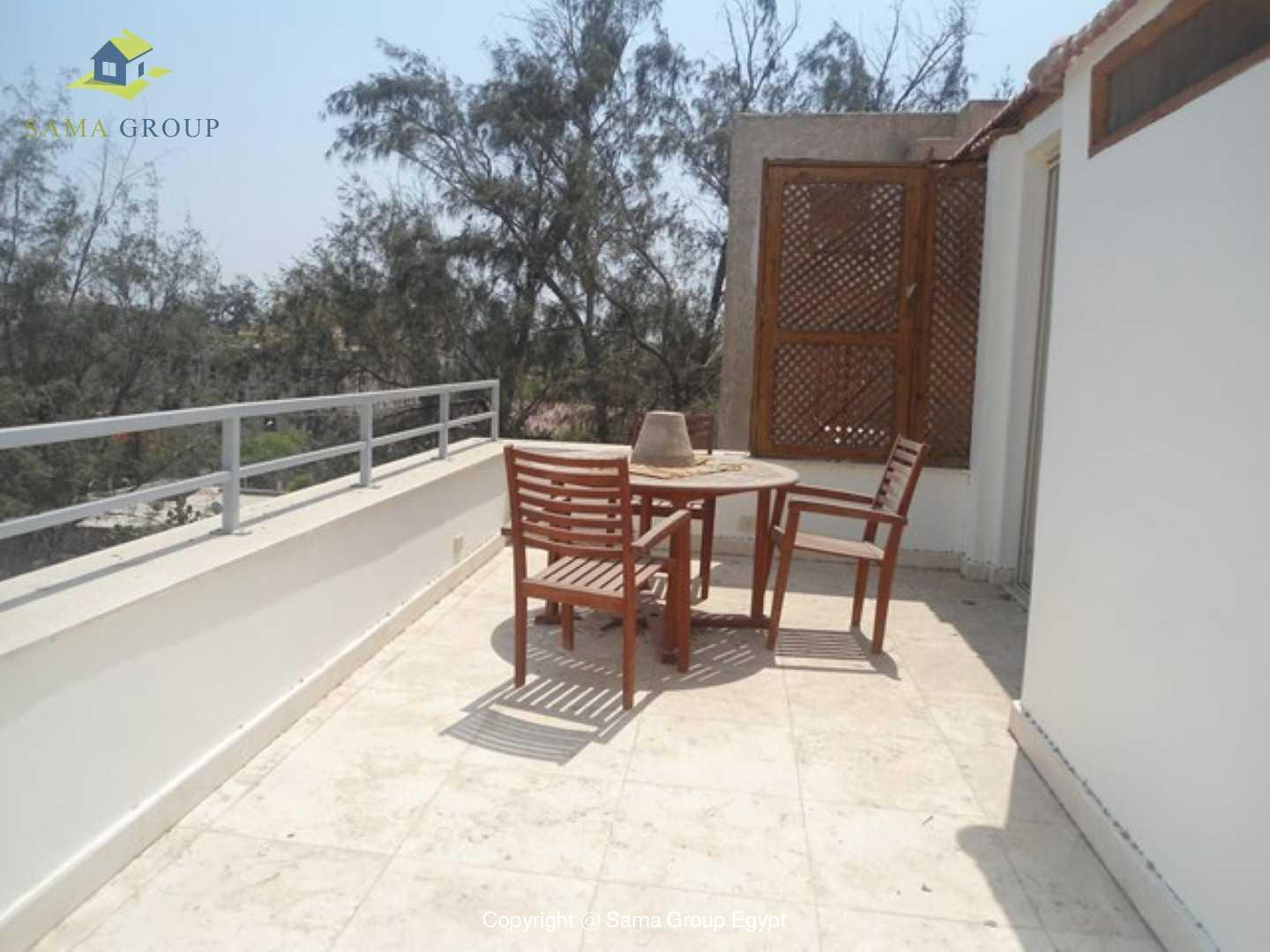 Penthouse For Rent In Maadi Sarayat,Modern Furnished,Penthouse NO #19