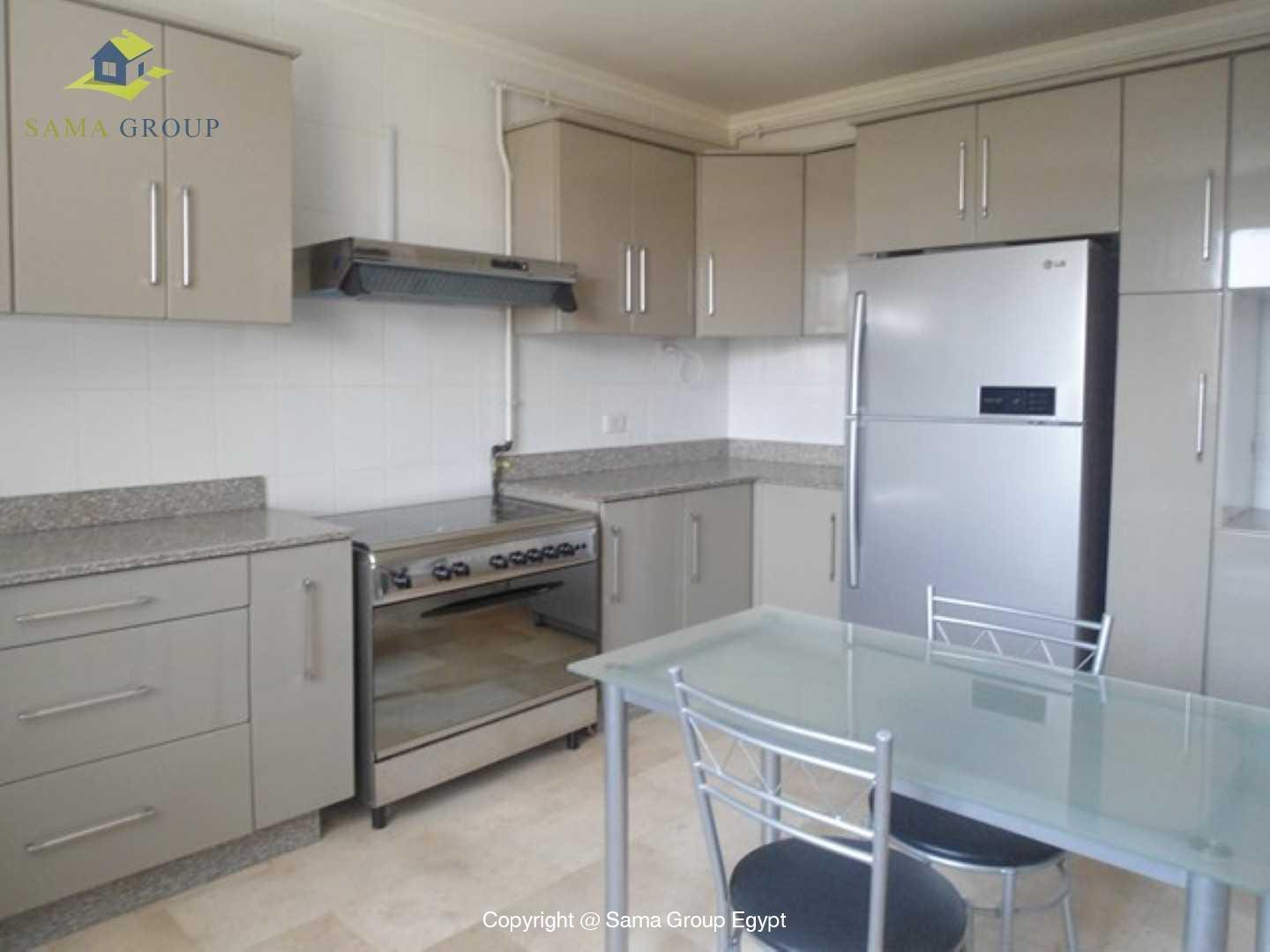 Penthouse For Rent In Maadi Sarayat,Modern Furnished,Penthouse NO #12