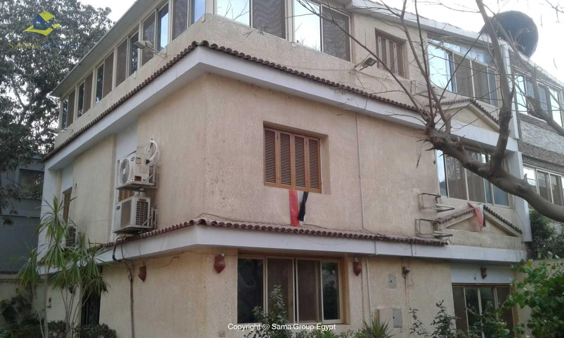 Villa Commercial For Rent In Maadi,Semi furnished,Villa NO #1