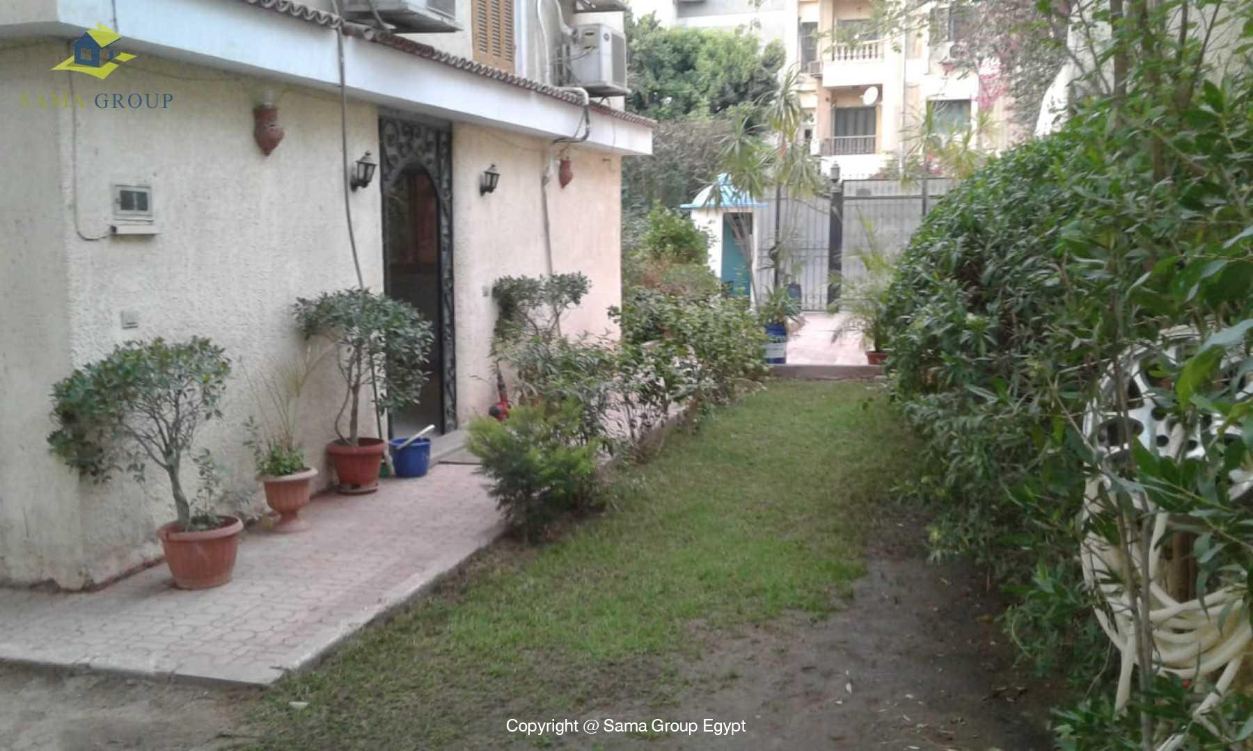 Villa Commercial For Rent In Maadi,Semi furnished,Villa NO #16