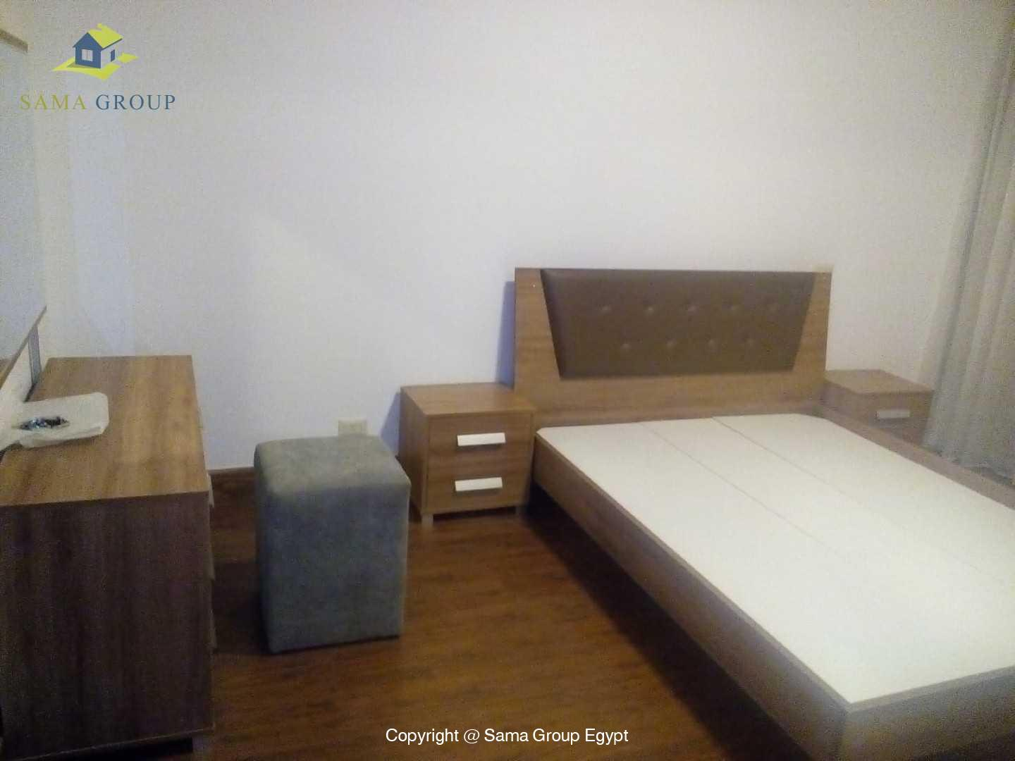 Modern Apartment With Pool Shared For Rent In Maadi,Modern Furnished,Apartment NO #11