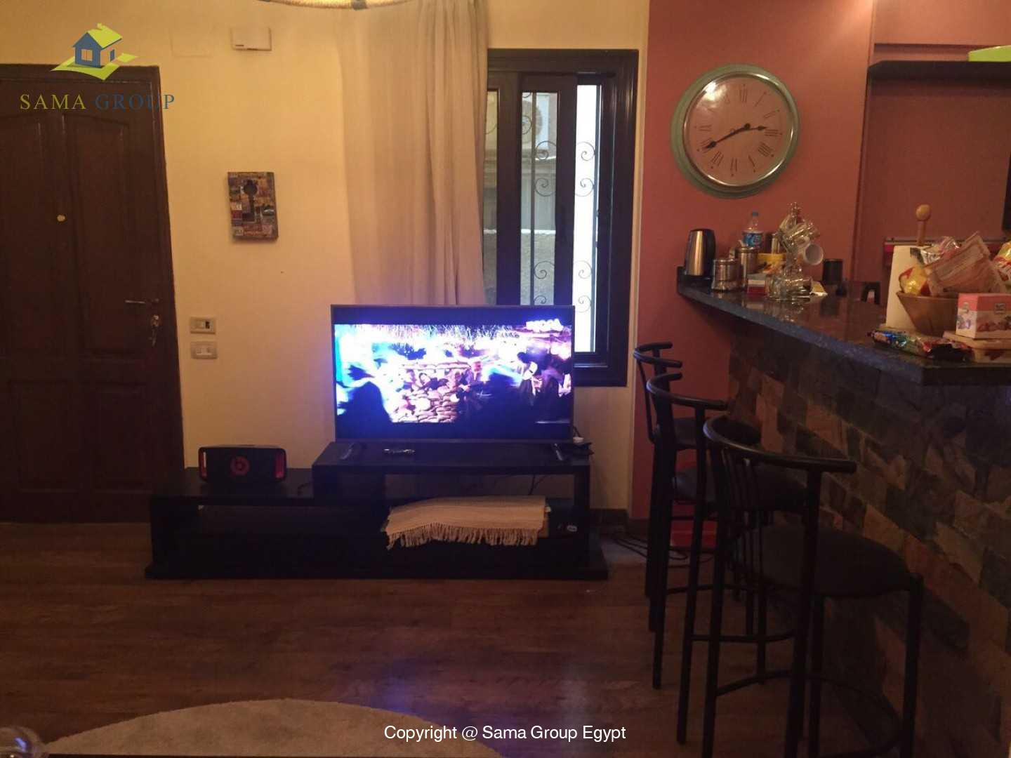 Fully Furnished Ground Floor For Rent In Maadi,Modern Furnished,Ground Floor NO #2