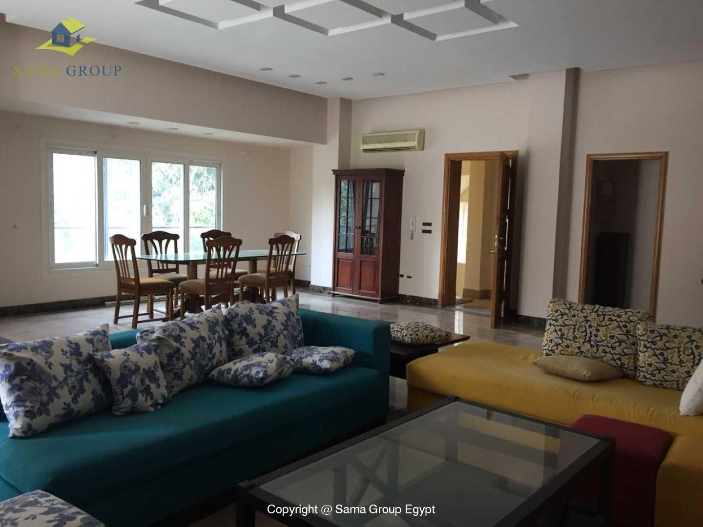 Apartment For Rent In Maadi Degla,Furnished,Apartment NO #11