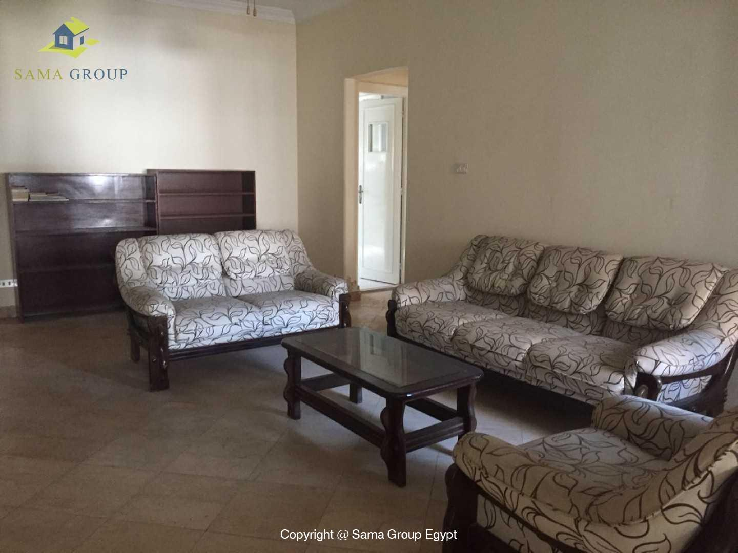 Furnished Apartment For Rent In Maadi Sarayat,Furnished,Apartment NO #7