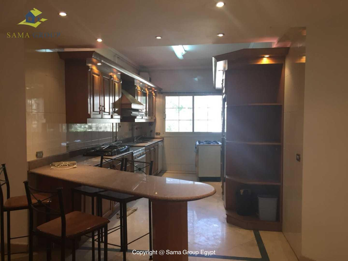 Furnished Apartment For Rent In Maadi Sarayat,Furnished,Apartment NO #4