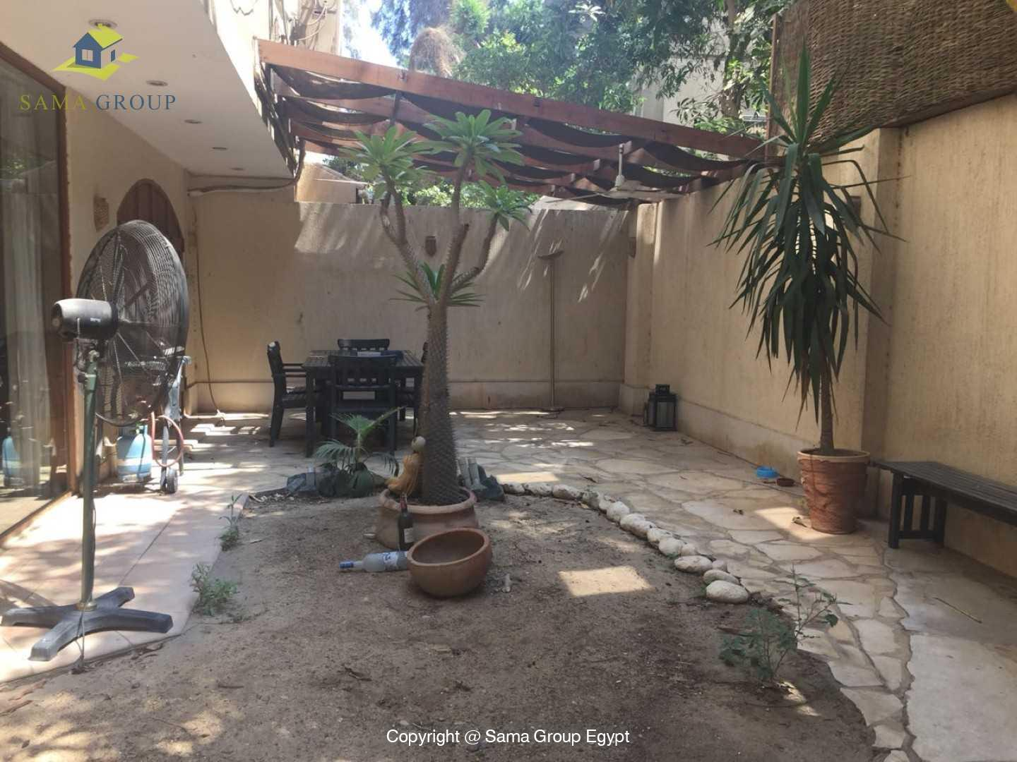 Ground Floor For Rent In Maadi Sarayat,Modern Furnished,Ground Floor NO #12