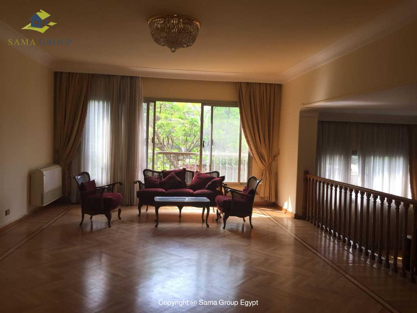 Fully Furnished Apartment For Rent In Maadi Sarayat,Furnished,Apartment NO #21
