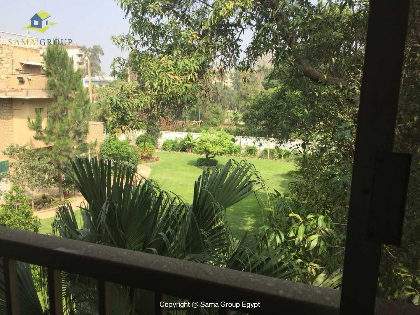 Fully Furnished Apartment For Rent In Maadi Sarayat,Furnished,Apartment NO #6