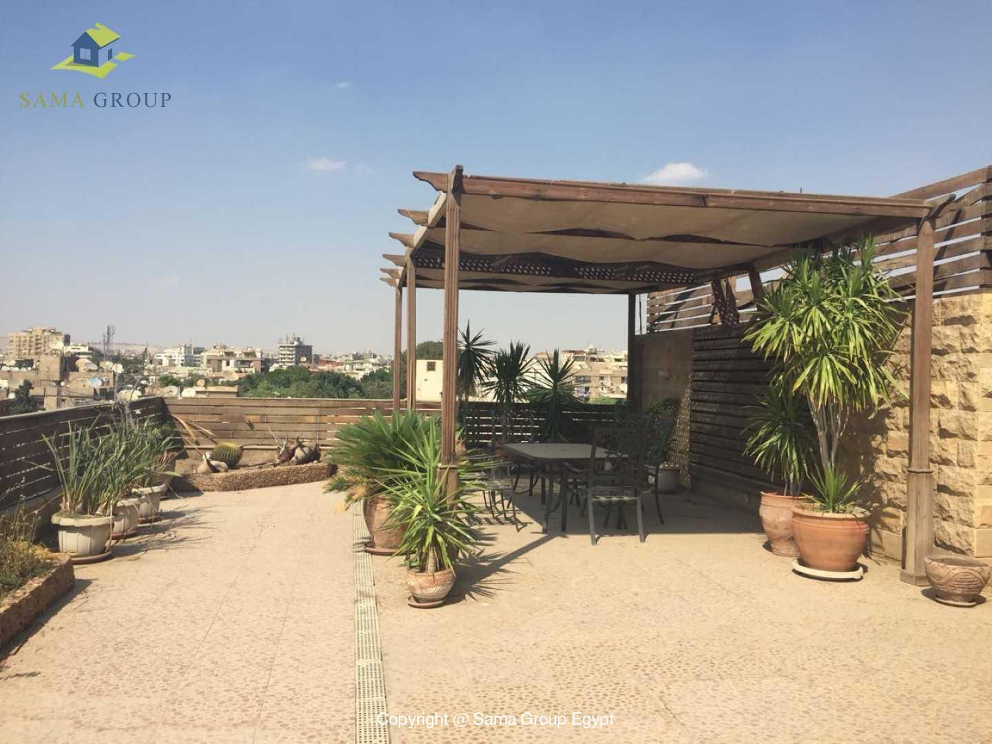 Modern Furnished Penthouse For Rent In Maadi,Modern Furnished,Penthouse NO #1