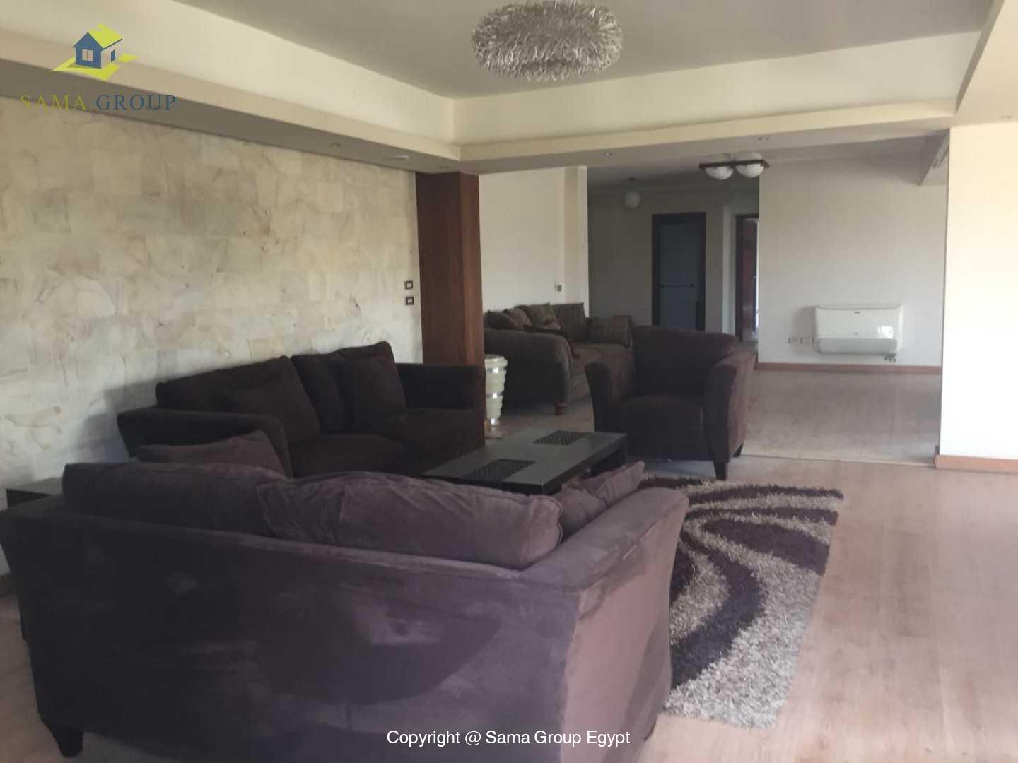 Modern Furnished Penthouse For Rent In Maadi,Modern Furnished,Penthouse NO #12