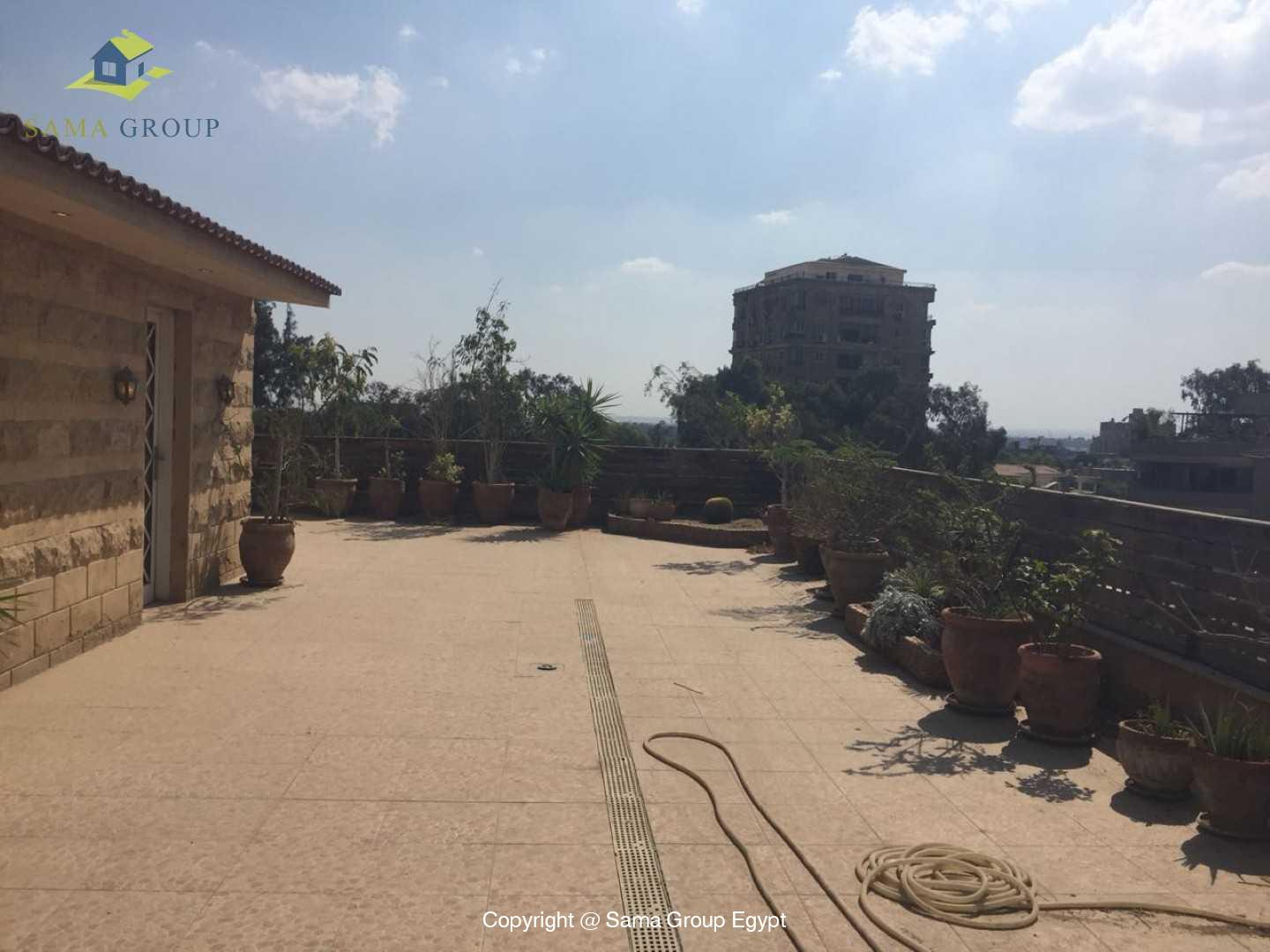 Modern Furnished Penthouse For Rent In Maadi,Modern Furnished,Penthouse NO #24