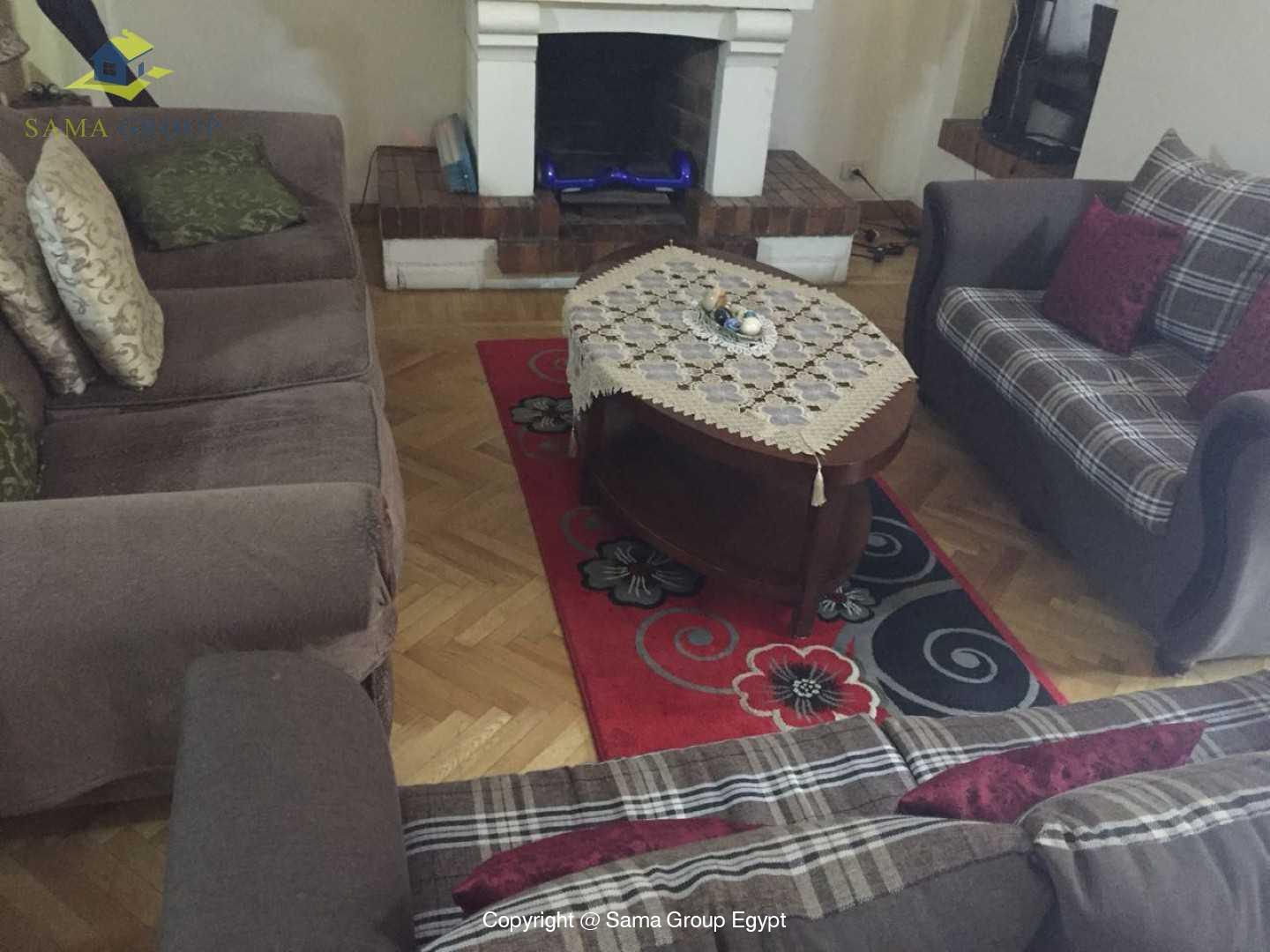 Fully Furnished Ground Floor For Rent In Maadi,Furnished,Ground Floor NO #1