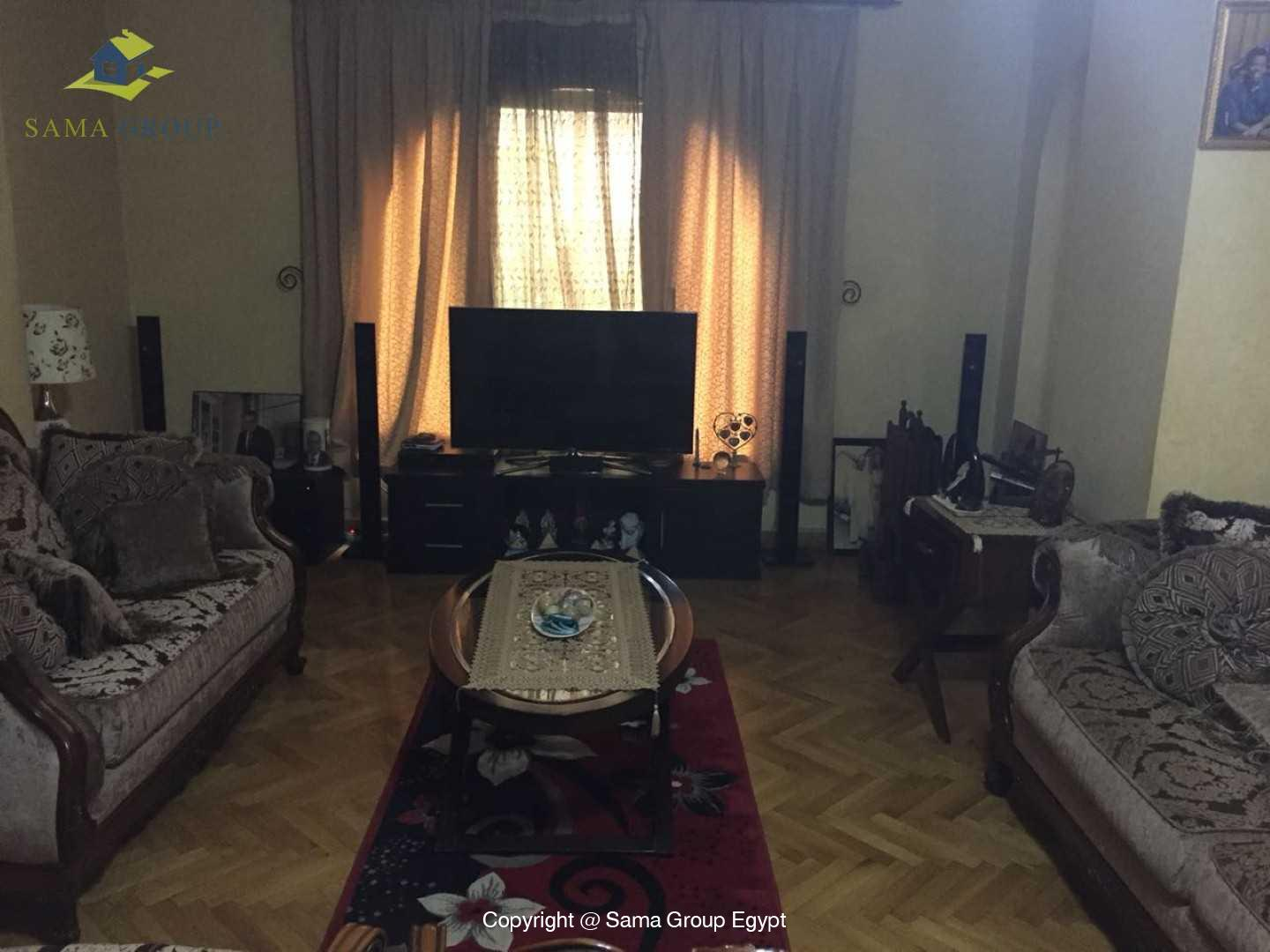 Fully Furnished Ground Floor For Rent In Maadi,Furnished,Ground Floor NO #18