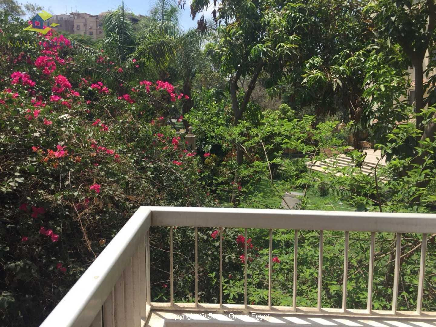 Apartment For Rent In Maadi Closse To CAC